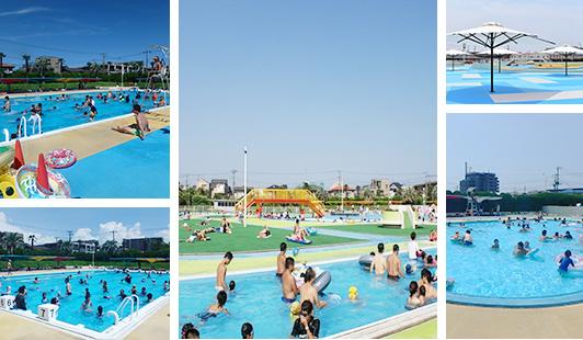 浦安市営東野プール